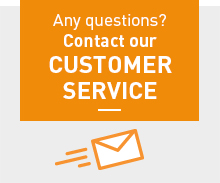 Any questions? Contact our Customers services